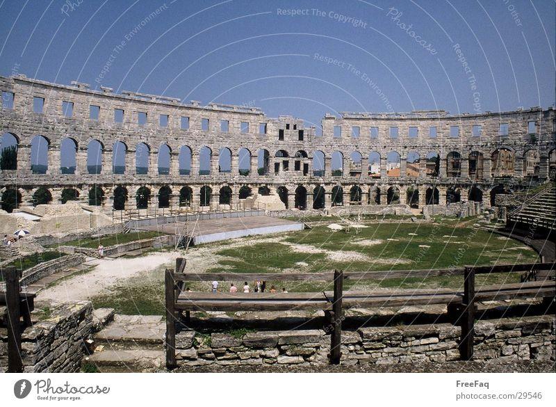 Architecture Rome Italy Colosseum