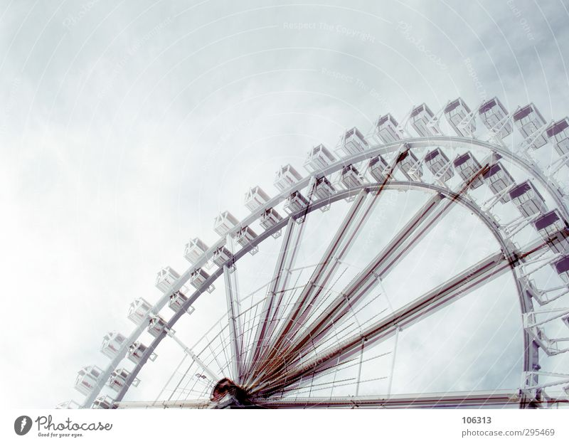 On top Trip Event Paying To swing Love Dream Fear of death Fear of heights Fear of flying Arrogant Culture Ferris wheel Driving Movement Dynamics gondola