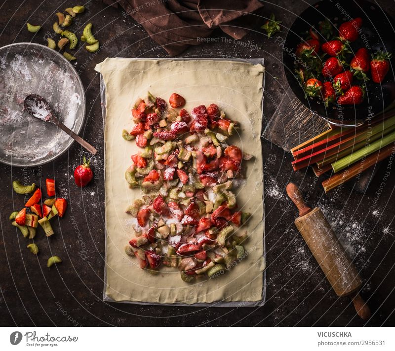Healthy Eating Summer Food photograph Background picture Style Fruit Design Nutrition Table Kitchen Baked goods Cake Organic produce Vegetarian diet