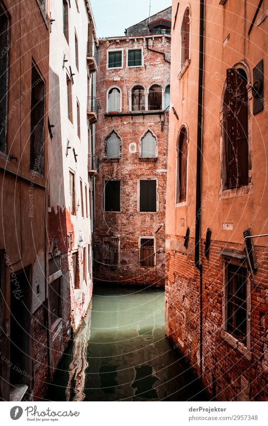 Venice's side streets Vacation & Travel Tourism Trip Adventure Freedom Sightseeing City trip Cruise House (Residential Structure) Manmade structures Building