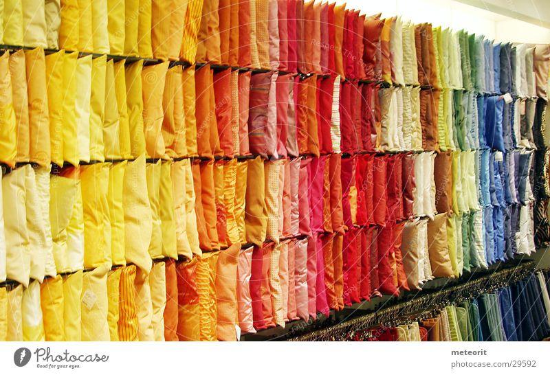 Colour Wall (building) Living or residing Sell Rainbow Cushion Arrange
