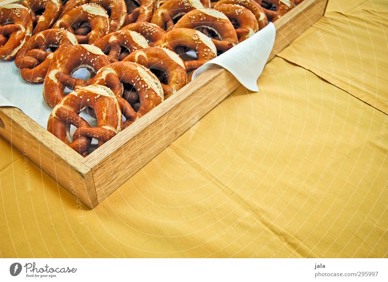 Yellow Brown Food Fresh Happiness Nutrition Delicious Baked goods Tablecloth Dough Pretzel
