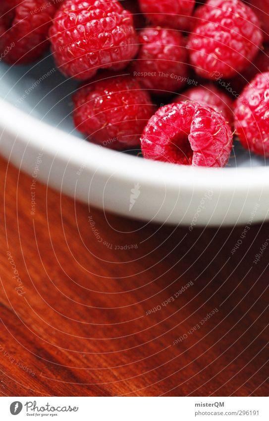 himberry. Art Esthetic Contentment Raspberry Red Berries Breakfast Breakfast table Morning break Delicious Fresh Healthy Vegetarian diet Vitamin Vitamin-rich