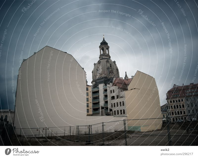 monument House (Residential Structure) Sky Clouds Germany Capital city Downtown Old town Skyline Populated Church Manmade structures Building Architecture