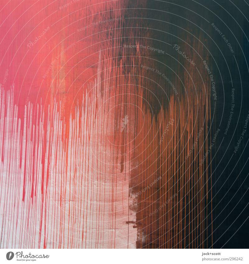 slap on a coat of paint Colour Red Black Wall (building) Dye Death Wall (barrier) Line Fear Crazy Concrete Cool (slang) Uniqueness Firm Chaos Self-confident