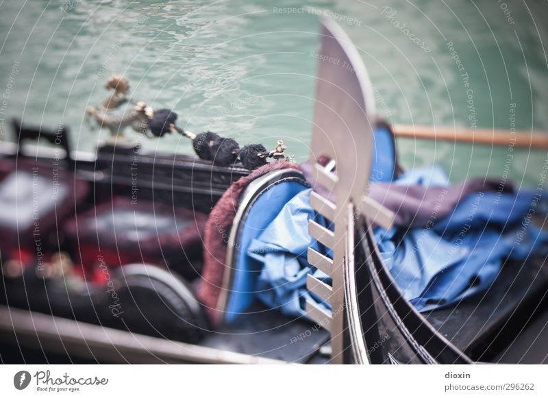 Doge's place Vacation & Travel Tourism Sightseeing City trip Water Venice Italy Navigation Boating trip Rowboat Watercraft Gondola (Boat) Bow Swimming & Bathing