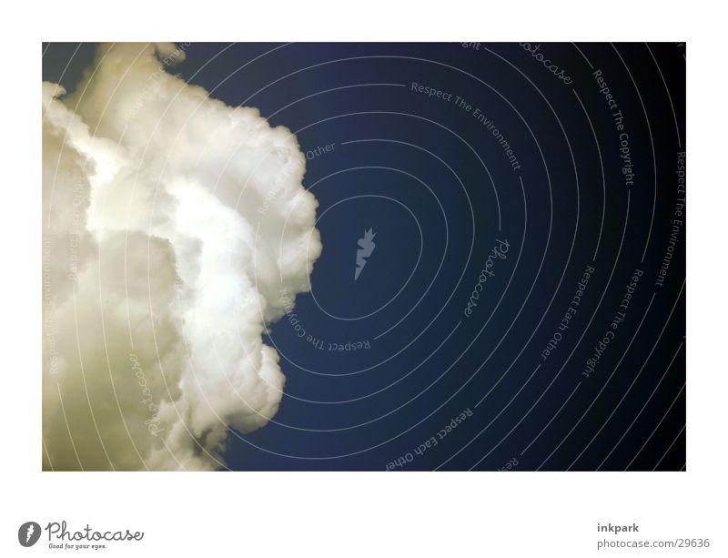 gosh Clouds Dark Cumulus Blue Weather
