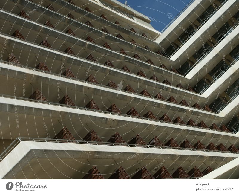 bulwark Spain Hotel Flat (apartment) Architecture symmetry
