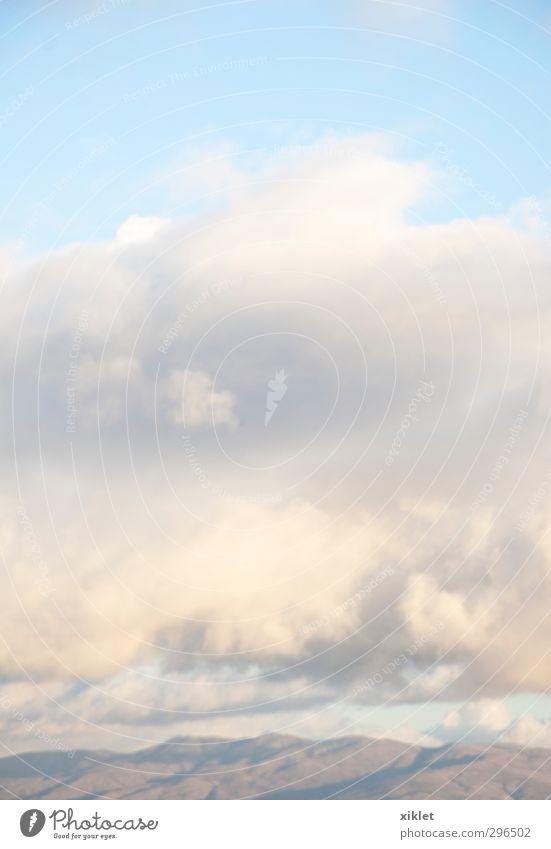 white sky #2 Blue Beautiful White Calm Clouds Joy Cold Mountain Natural Healthy Dream Wild Air Illuminate Fresh Free