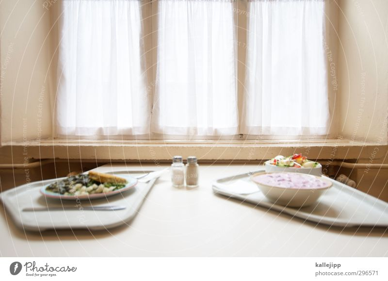 the mensatester Food Vegetable Lettuce Salad Dessert Nutrition Lunch Organic produce Crockery Plate Bowl Cutlery Knives Fork Spoon Business Cafeteria Mensa