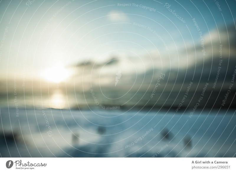 Nature Ocean Landscape Environment Coast Idyll Baltic Sea Dreamily