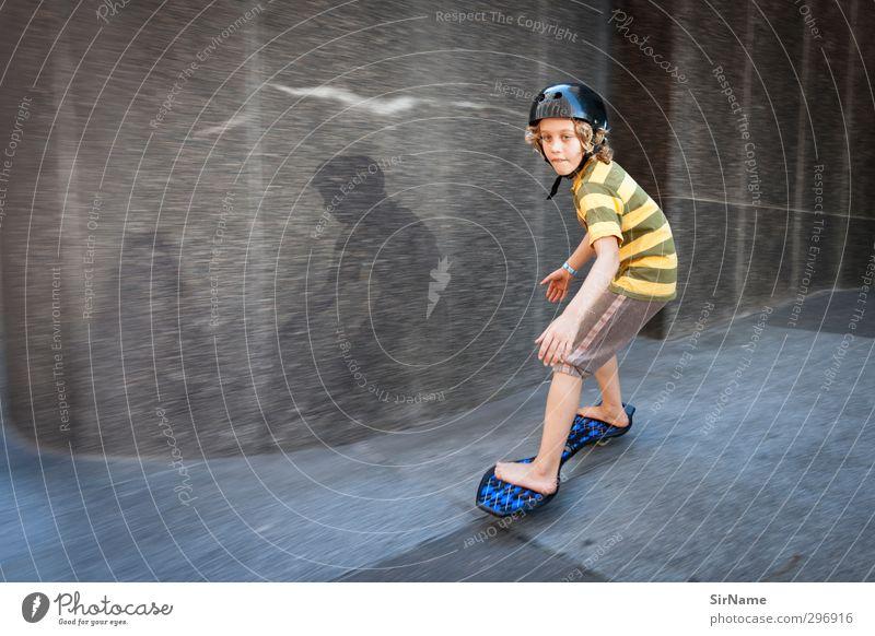 228 [high-speed inner city] Leisure and hobbies Children's game Sports Fitness Sports Training Skateboard Skateboarding jayboard Education Boy (child) Infancy