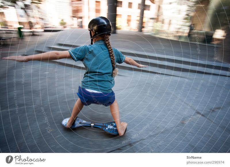 229 [high-speed inner city] Athletic Fitness Leisure and hobbies Children's game Skateboard Skateboarding jayboard Androgynous Boy (child) Infancy