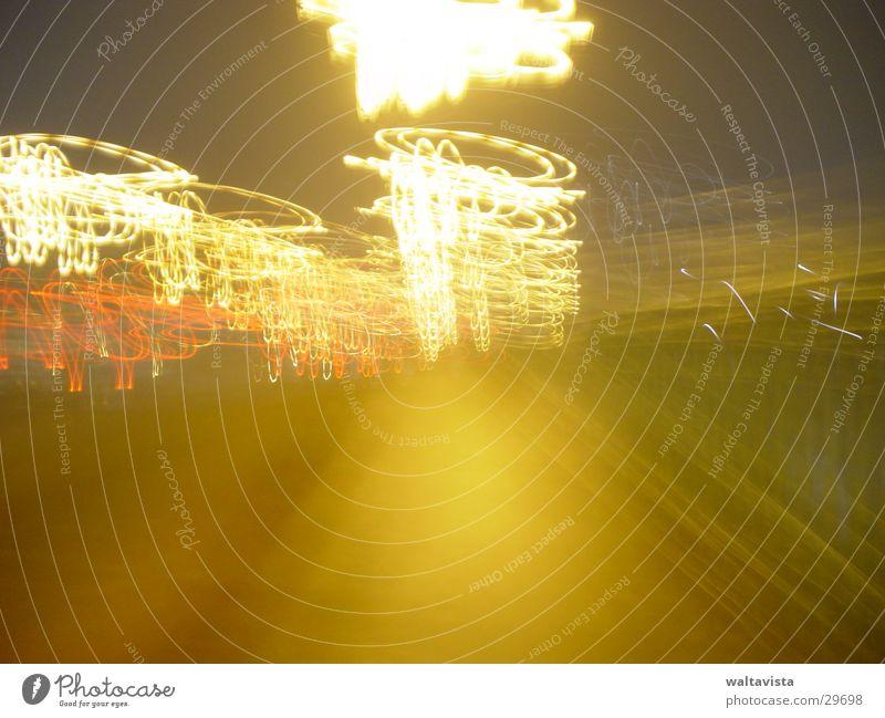 ay.d Light Street lighting Long exposure toulouse Blur