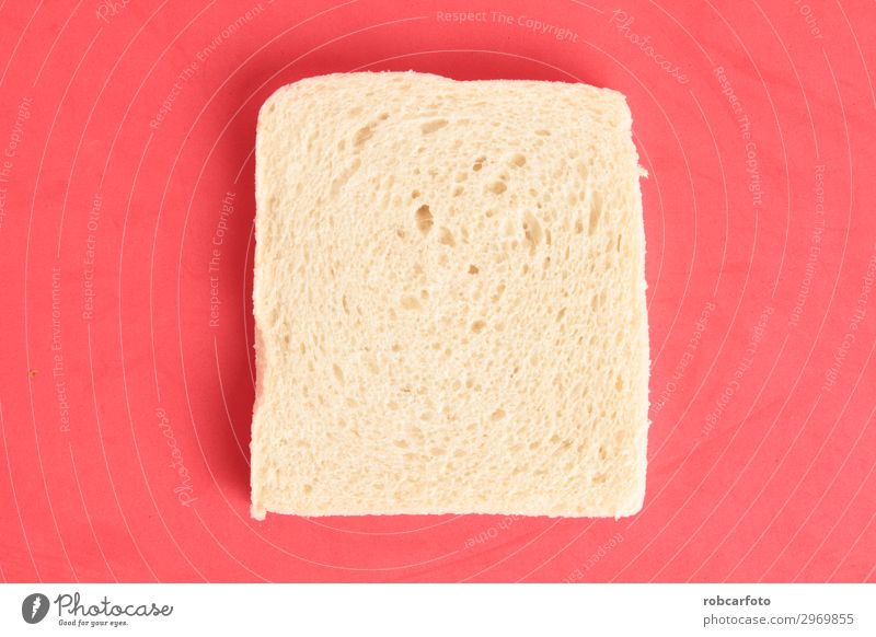 bread without Dough Baked goods Bread Nutrition Eating Breakfast Diet Fresh Delicious Natural Brown White background food healthy isolated Gourmet Cut seed