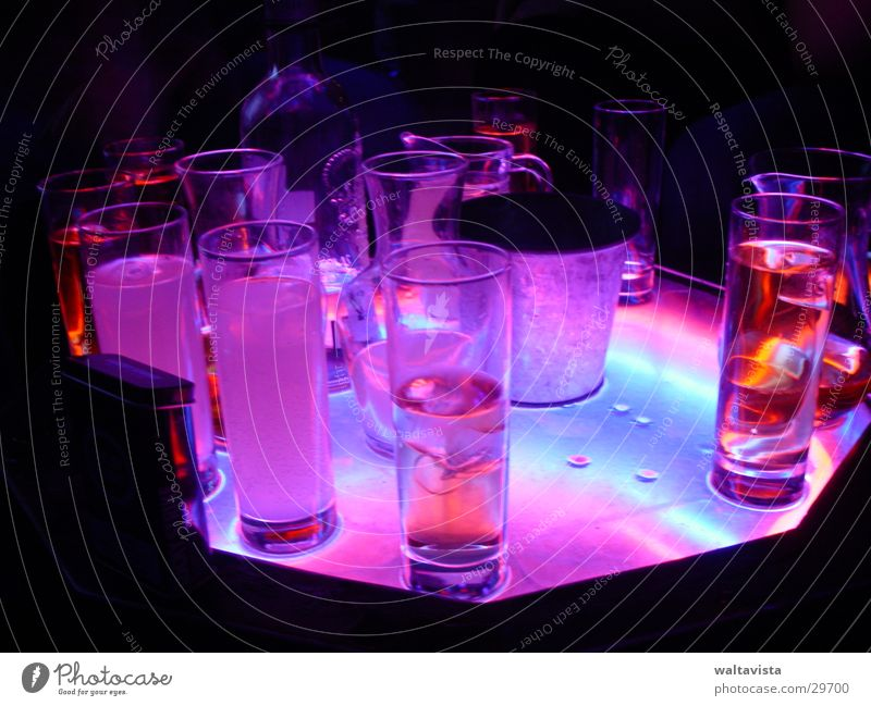Beverage Drinking Alcoholic drinks Neon light