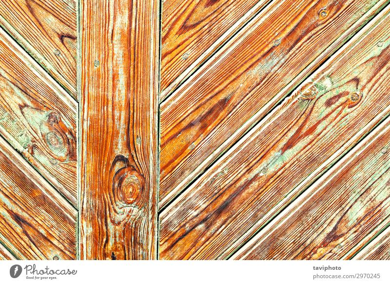 old weathered wood surface on door Design Furniture Nature Wood Old Dirty Natural Retro Brown Green Colour Timber Surface Consistency textured Rough background