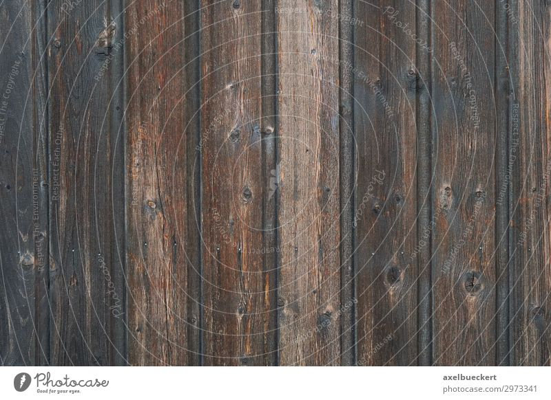 weathered wooden wall Design Wall (barrier) Wall (building) Old Retro Brown Background picture Panels Grunge Material Weathered Dark Dark brown Wooden board