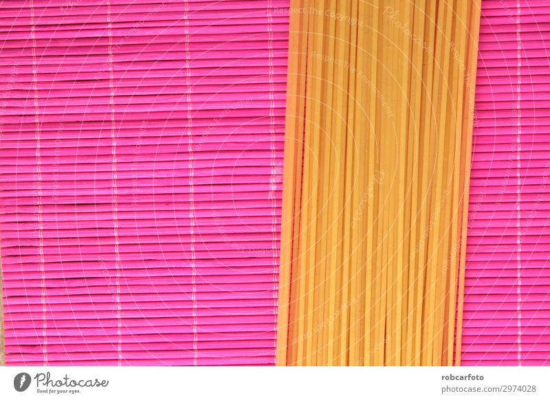 raw spaghetti pasta in colorful background Nutrition Dinner Diet Elegant Restaurant Thin Fresh Delicious Yellow White Colour Tradition Spaghetti Raw food