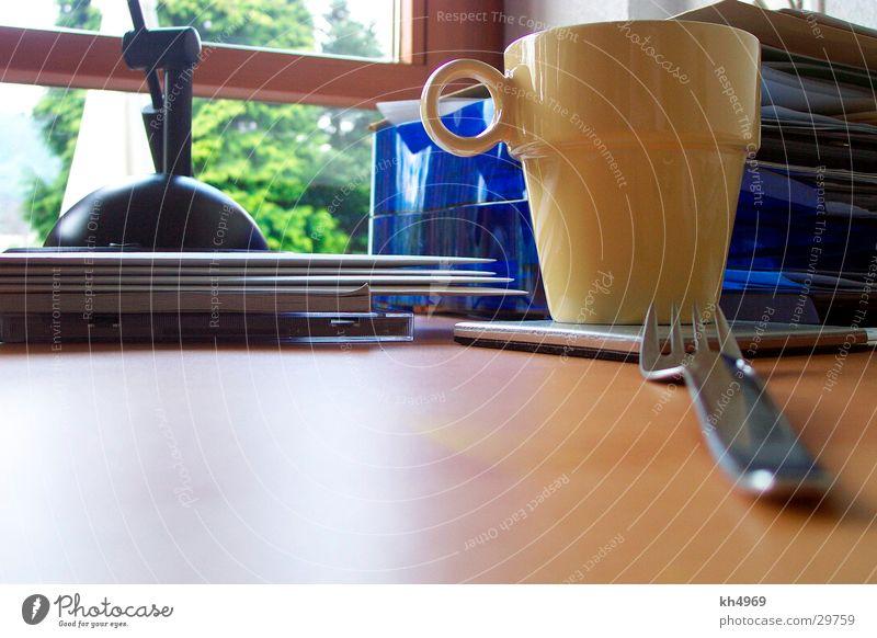 Desk Cup Fork