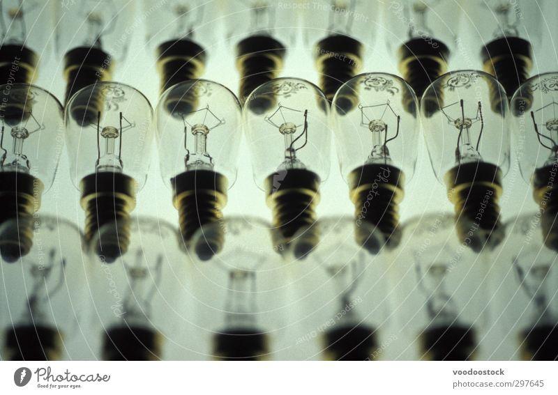 Unlit Lightbulbs Lamp Industry Media industry Glass light bulb blub Illuminate Might Determination Energy Discover Idea Innovative Inspiration Power Future