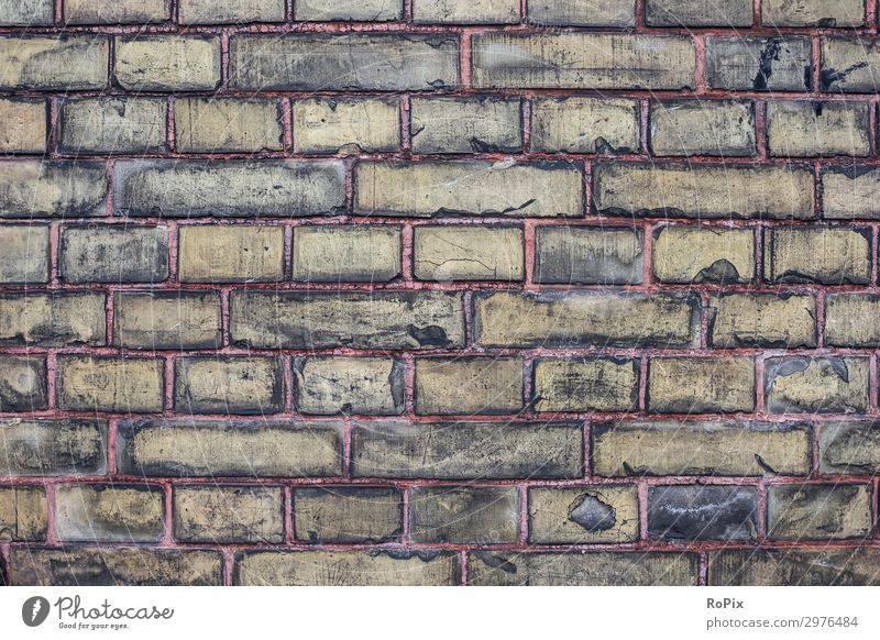 another brick wall Old Town House (Residential Structure) Architecture Lifestyle Interior design Wall (building) Style Art Garden Wall (barrier) Facade
