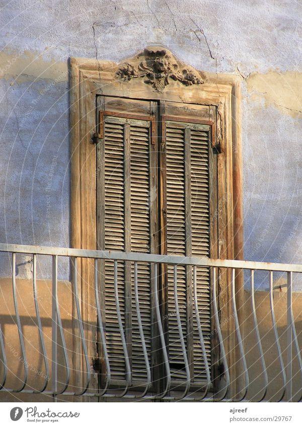 balcony Balcony House (Residential Structure) Provence France Historic Door Handrail