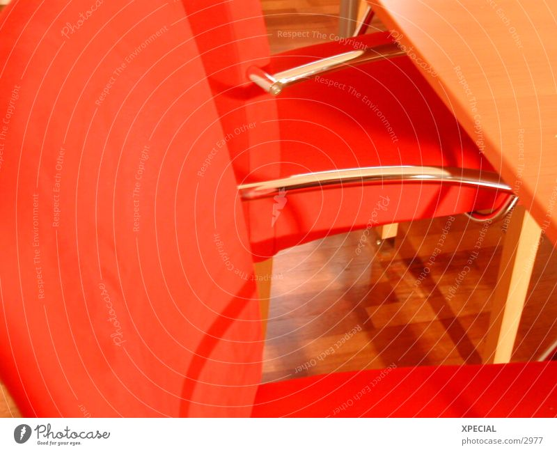 Red Chair Dynamics Silver