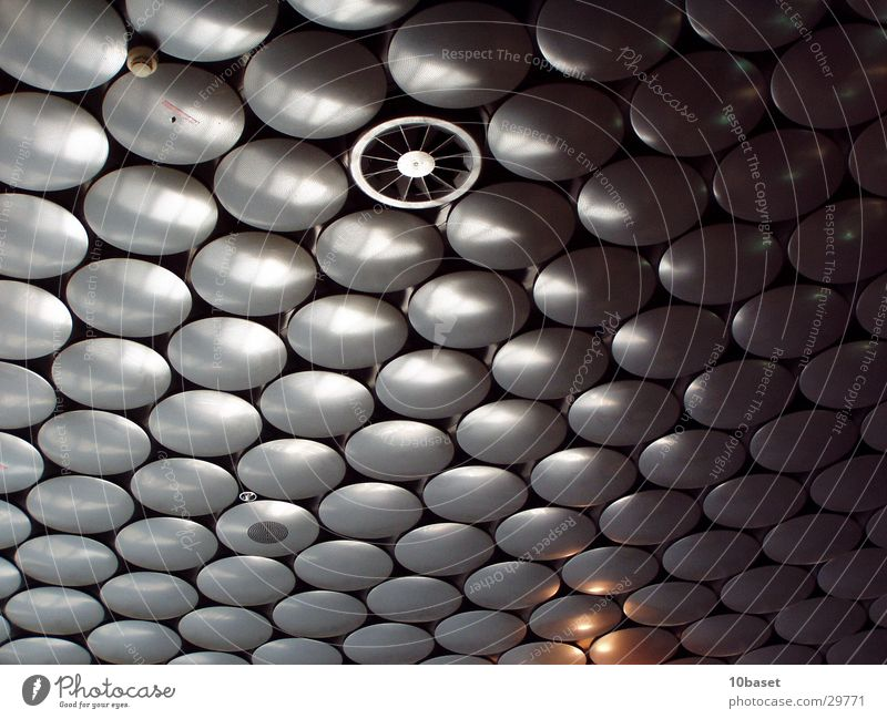 Architecture Germany Airport Blanket Hannover Honey-comb Departure lounge Ventilation