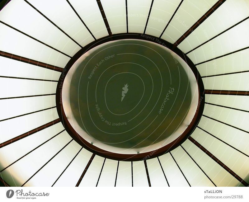 cour vitrée Window Light Oval Architecture atrium Sun Star (Symbol)