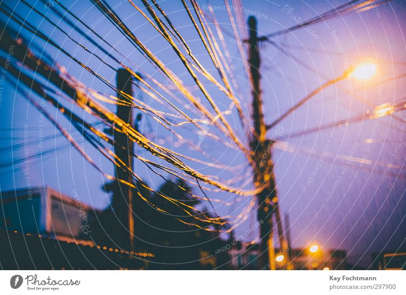 City Rain Flat (apartment) Energy industry Energy Living or residing Wet Crazy Electricity Telecommunications Cable Network Internet Lantern Chaos Electricity pylon