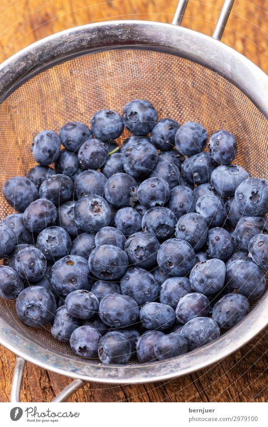 Captain Blueberry Food Fruit Dessert Nutrition Vegetarian diet Juice Nature Sieve Wood Fresh Many Sweet salubriously Berries Mature Background picture Vitamin
