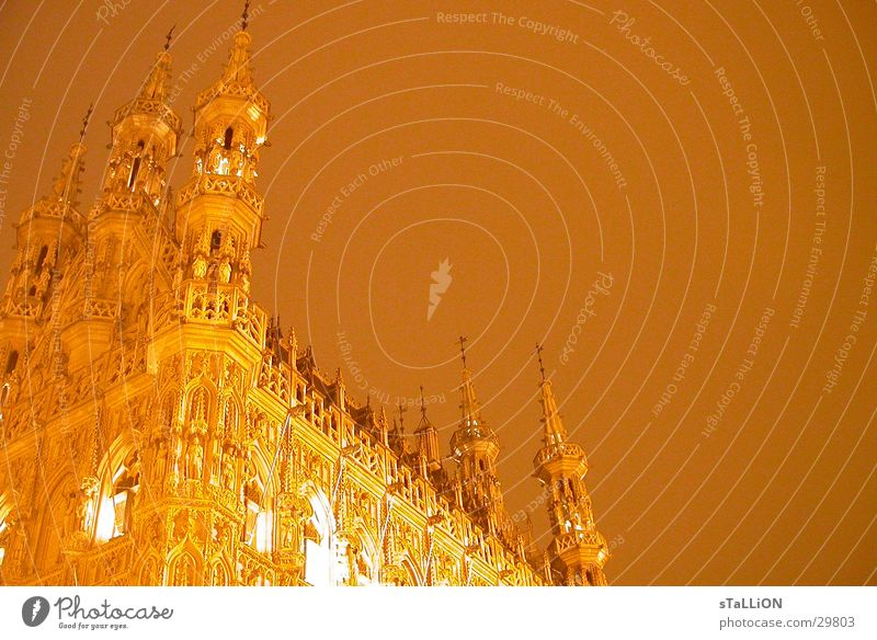 cathedral Belgium House of worship Cathedral Orange loof near Brussels Religion and faith
