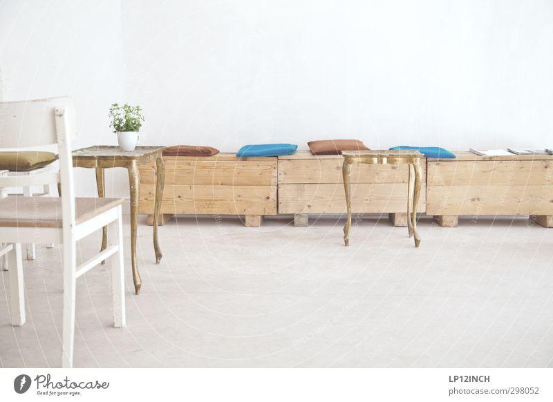 lunar base Lifestyle Design Calm Living or residing Flat (apartment) Furniture Chair Table Luneburg Esthetic Bright Hip & trendy Retro Beautiful Town