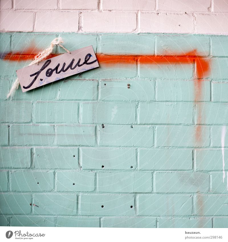 White Sun Joy Relaxation Graffiti Wall (building) Laughter Wall (barrier) Stone Line Orange Facade Climate Contentment Signs and labeling Illuminate