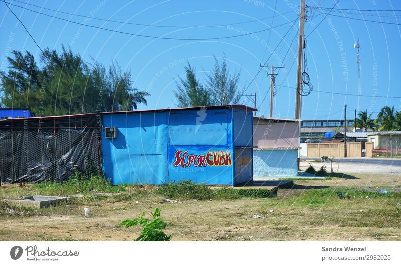 cuba Varadero Cuba House (Residential Structure) Hut Manmade structures Adventure Identity Testing & Control Stagnating Survive Luxury Living or residing Future