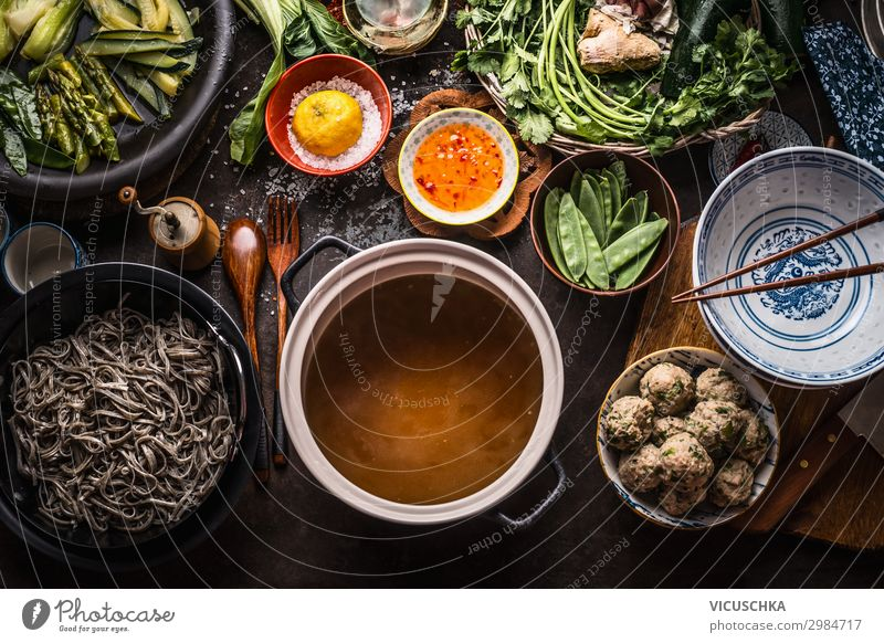 Food photograph Background picture Style Design Nutrition Vegetable Cooking Diet Restaurant Meat Lunch Noodles Ingredients Banquet Pot