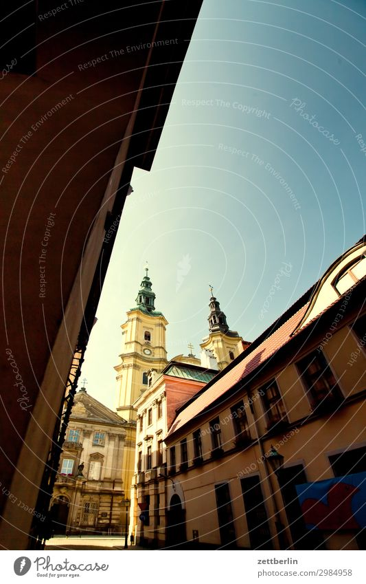 Old Town - a Royalty Free Stock Photo from Photocase