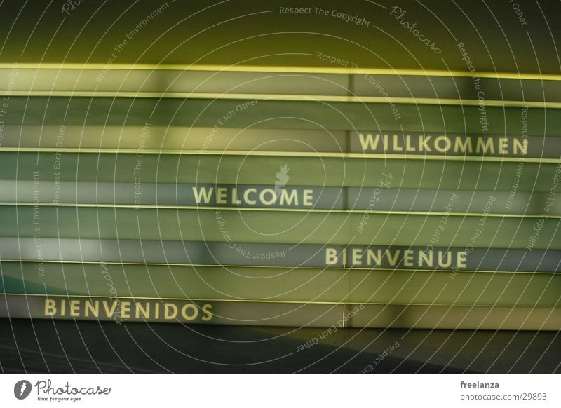 Welcome to the Light Green Style Yellow Black Signs and labeling Letters (alphabet) Characters Illuminate
