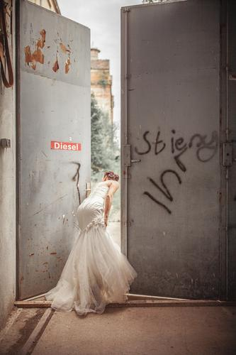 Town Loneliness Feasts & Celebrations Art City life Going Esthetic Wedding Village Search Uninhabited Work of art Doomed Bride Wedding dress Where