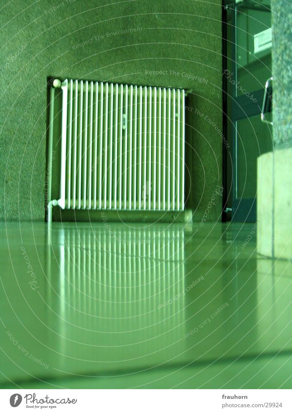 hot Reflection Material Heater Stone Floor covering 60s architecture