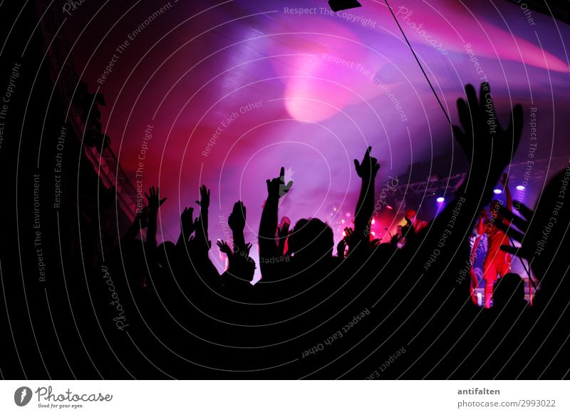 Hands up, weekend :-) Night life Entertainment Party Event Music Dance Feasts & Celebrations Human being Youth (Young adults) Adults Life Arm Fingers