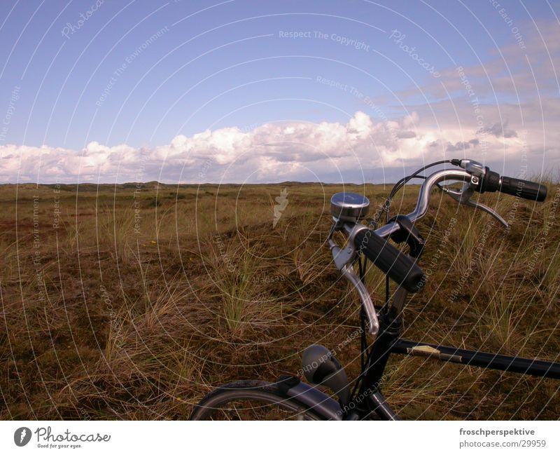 cycle Netherlands Steppe Grassland Horizon Europe North Sea frisian islands Dutch wheel