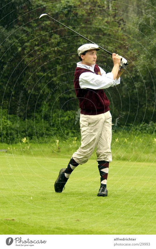 Sports Wood Golf Sportsperson Iron Microchip Golf course Golf ball Golfer Pitching Golf competition