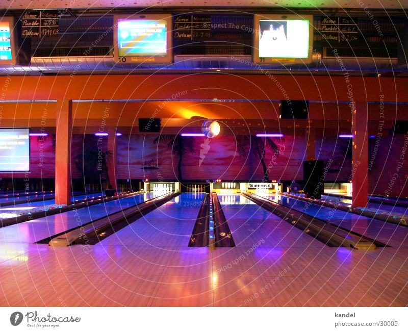 bowlerama Bowling Sports Big Lebowski