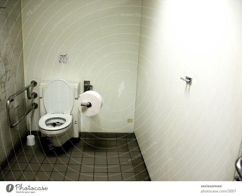 Toilet Disability friendly