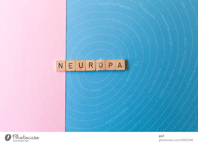 neuropa Playing Europe Paper Piece Scrabble Wood Characters Infinity New Hospitality Humanity Solidarity Curiosity Interest Hope Beginning Advancement Freedom
