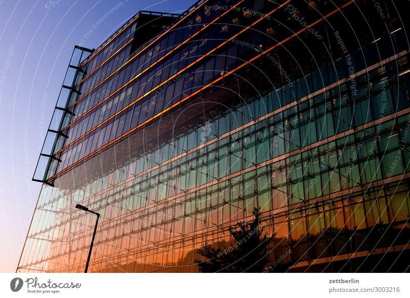Sony Center (transverse) Berlin Office Middle City Facade Glass Glas facade Capital city House (Residential Structure) High-rise Potsdamer Platz Skyline