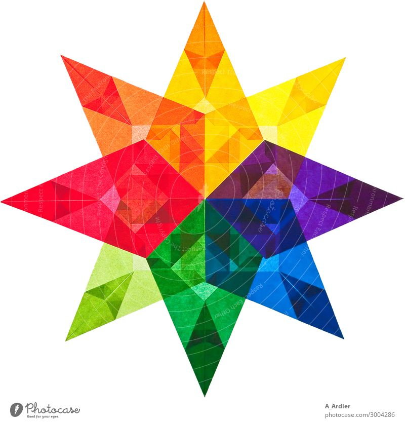 Christmas & Advent Green White Red Black Yellow Art Orange Pink Decoration Star (Symbol) Paper Sign Violet Turquoise Transparent