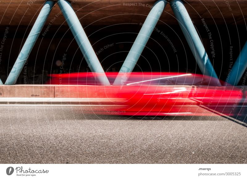 Red Black Street Lifestyle Movement Style Car Transport Future Speed Cool (slang) Target Driving Stress Traffic infrastructure Highway